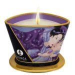 Shunga Massage Candle Libido/Exotic Fruit