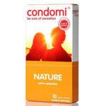 Condomi Nature Condoms - 10's