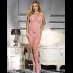 Seductive Pink Body Stocking