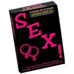The Lesbian Sex Card Game