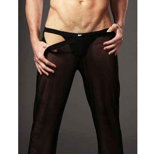 mens long lingerie pants 1 3