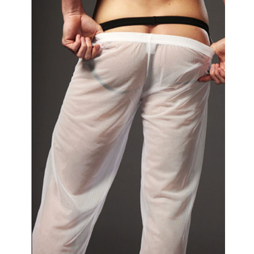mens long lingerie pants 2 3