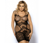 Lace Strap Body Stocking