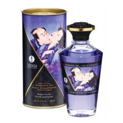 Shunga Intimate Kisses Oil Exotic Fruits - 100ml