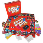 Adult Board Game | The Really Cheeky Adult Game