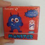 Monster Lovely Condom